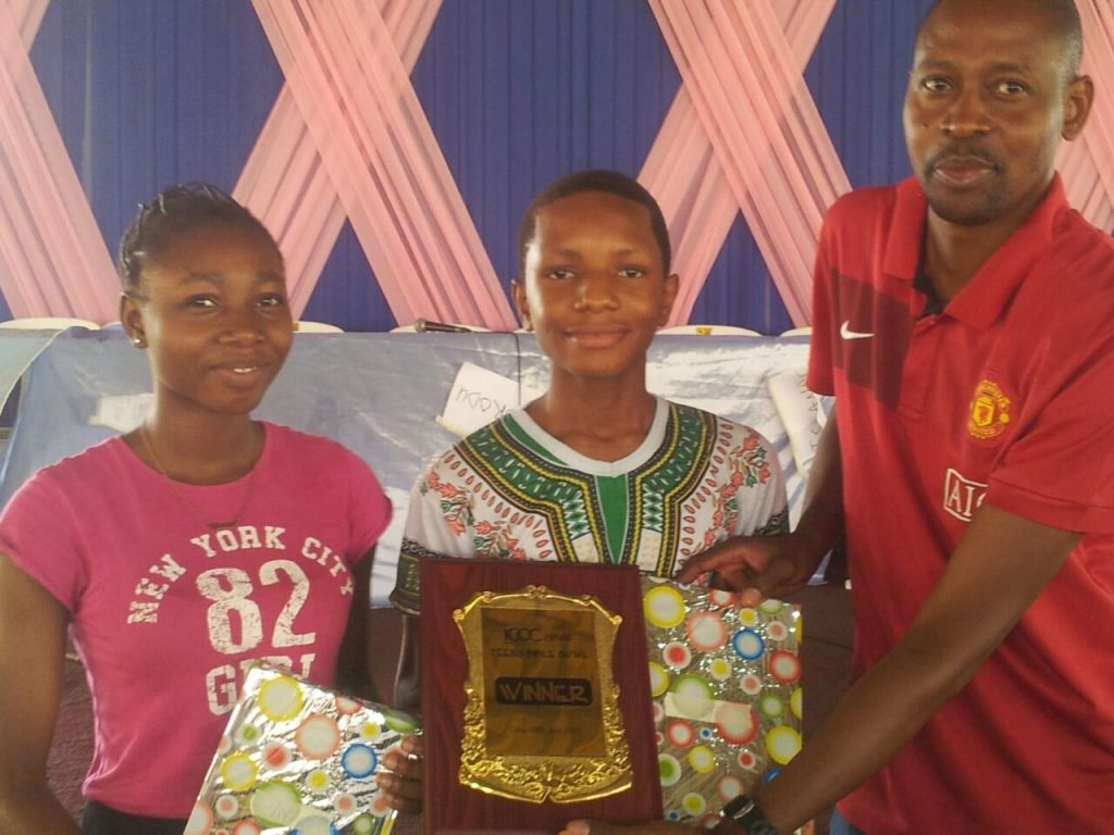 Teens: Egbeda Teens Wins 2016 ICOC Lagos Teens Bible Bowl