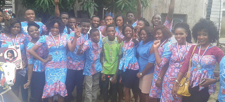 Campus: Port Harcourt Celebrates Campus Week – From Zero To HERO
