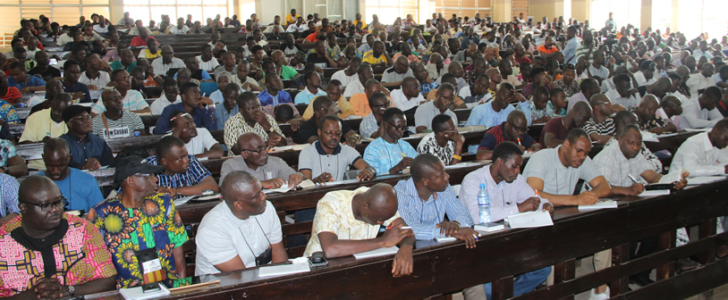 The 2016 West and Central Africa Discipleship Summit – Day One