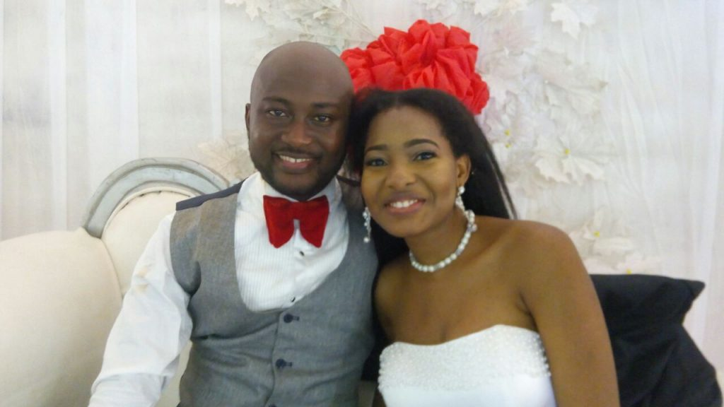 Segun and Waliah, First DT Heart and Soul Couple in Nigeria!
