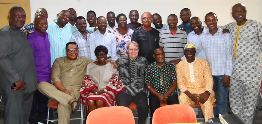 ICOCN Board of Trustees Training in Lagos – Principles of Church Management and Governance