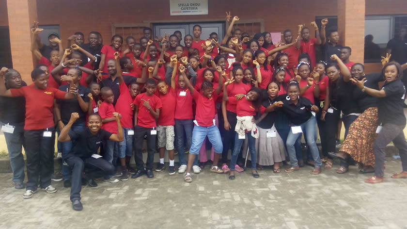 The 2017 ICOC Nigeria Youth Camp