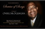 Announcement: Funeral Arrangement for Onyechi Oguagha