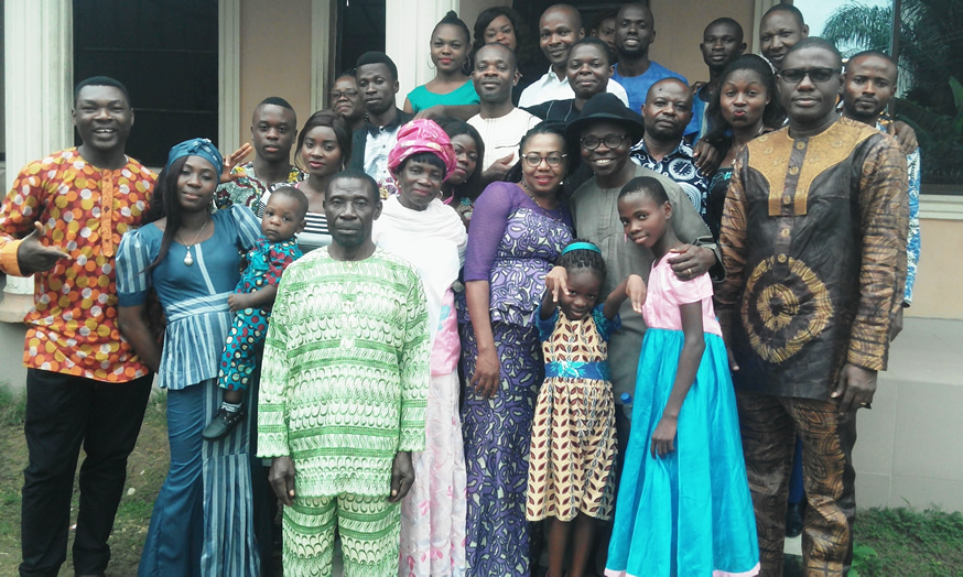 Oshodi-Isolo Region's Bonding Trip to the Uyo Church