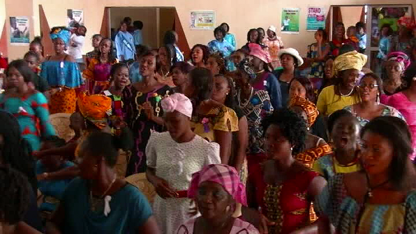 Women: The Power of a Godly Woman – Freetown ICOC Women's Day 2017