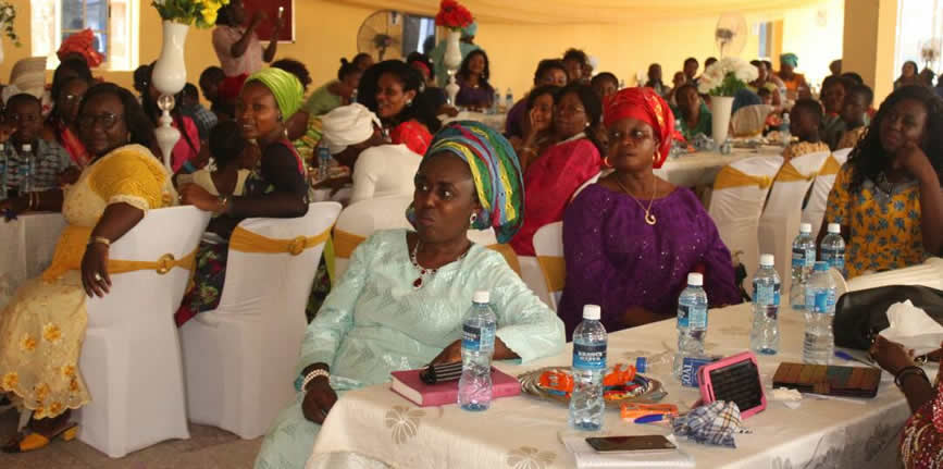 Women: Radiant For All Seasons – The 2017 Ojo-Apapa Women's Day