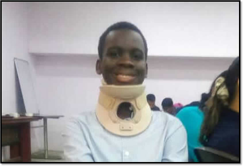 Heart of Gratitude – Updates on David Agoro's Surgery