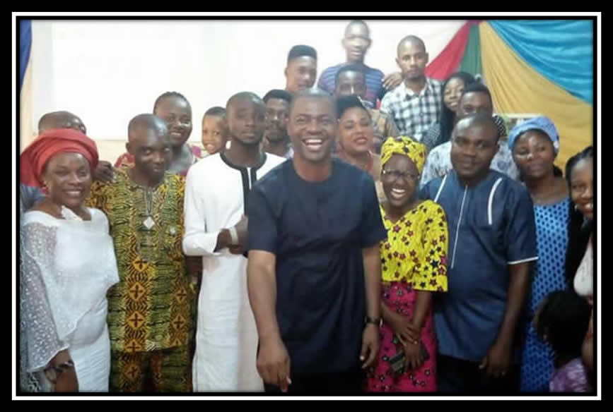 Teaching Trip to Calabar – Gilbert Kimeng