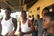 Baptism: The Yenagoa Church Witness Three Baptisms!