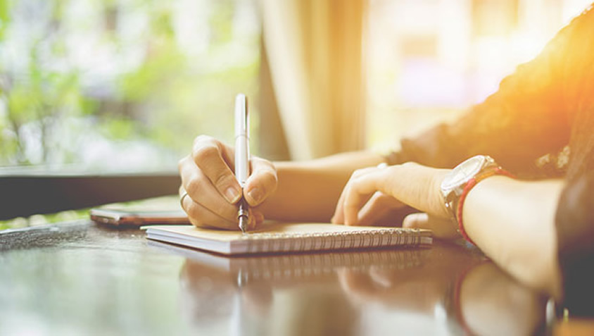 Article: The Power of Writing – Part 2
