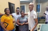 Baptism: Good News from Yenagoa!