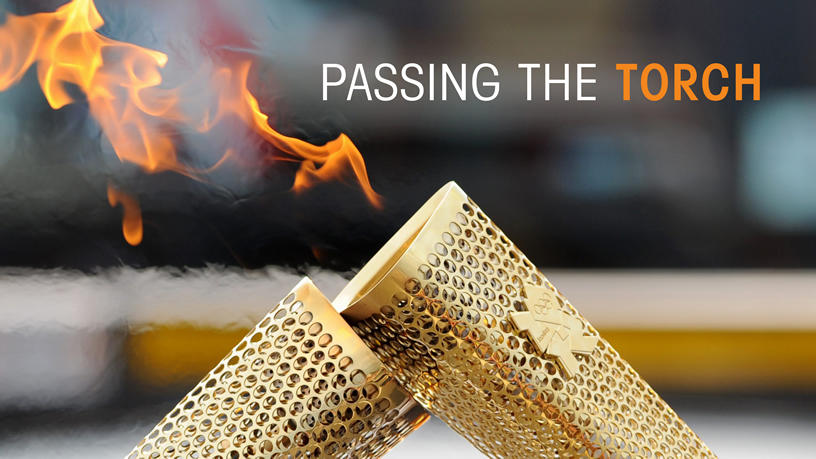 Article: Passing The Torch – By Gilbert Kimeng