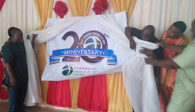 Port Harcourt Church Launches 20th Anniversary Celebrations
