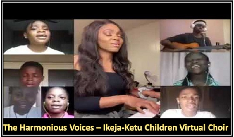 Video: Anchor for the Soul – Harmonious Voices