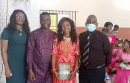 Women Ministry Leader Appointed in Yenagoa