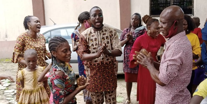 The Conversion Story of Onyinyechi in Warri