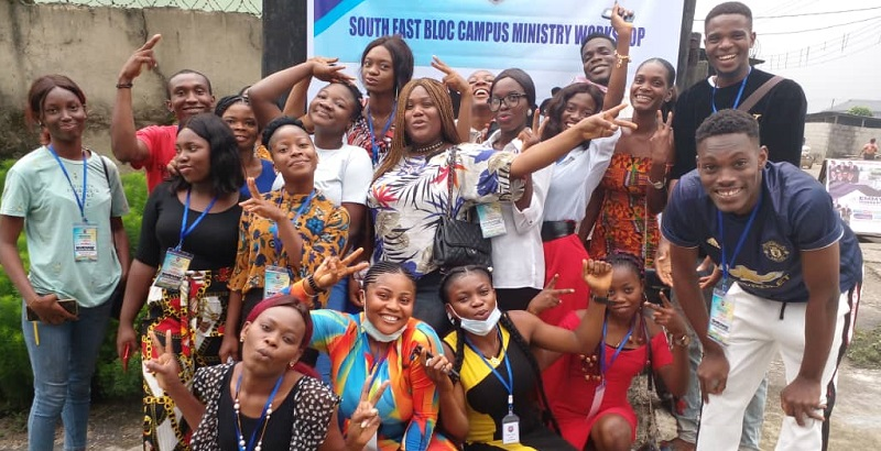 South East Bloc: Campus Ministry Workshop – Love God, Change the World